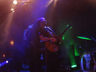 01.04.2013 Düsseldorf - Zakk: ...And You Will Know Us By The Trail Of Dead