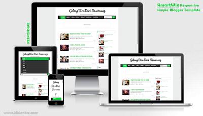 simastwix-responsive-blogger-template