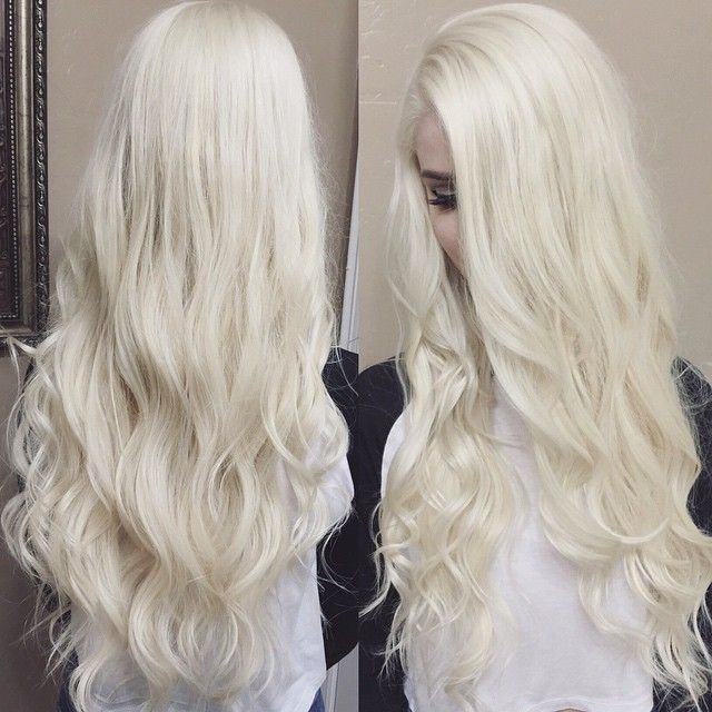 Astonishing White Hairstyles