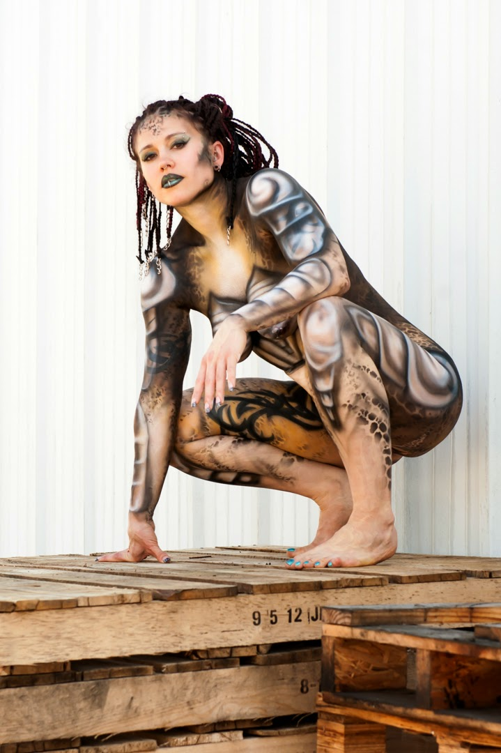 Body Painting Full Body Paint 2014