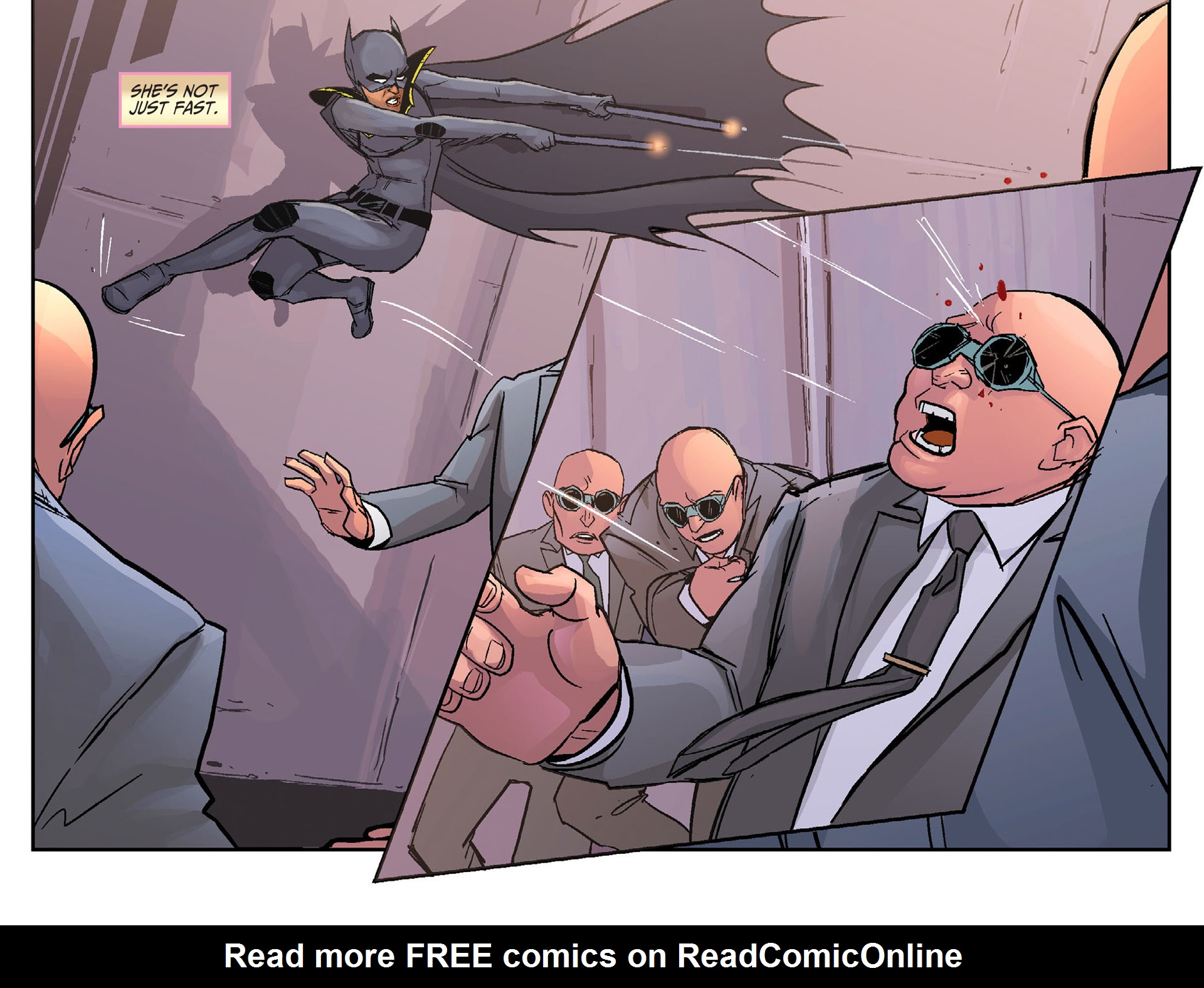 Batman Beyond (2012) Issue #29 #29 - English 6
