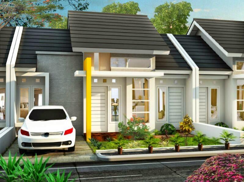 Desain Rumah Minimalis Type 54 Modern Dan Terbaru