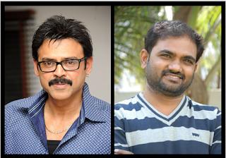 Hero Venkatesh Director Maruthi - Movie Title Problem