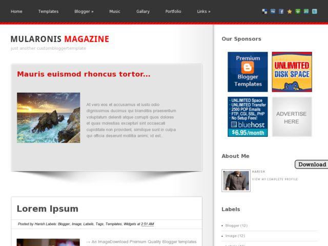Mularonis Magazine