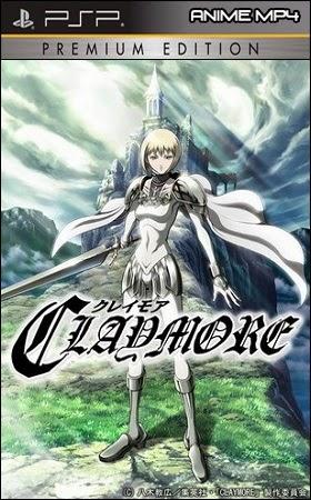 Calymore - Claymore [MEGA] [PSP] - Anime Ligero [Descargas]