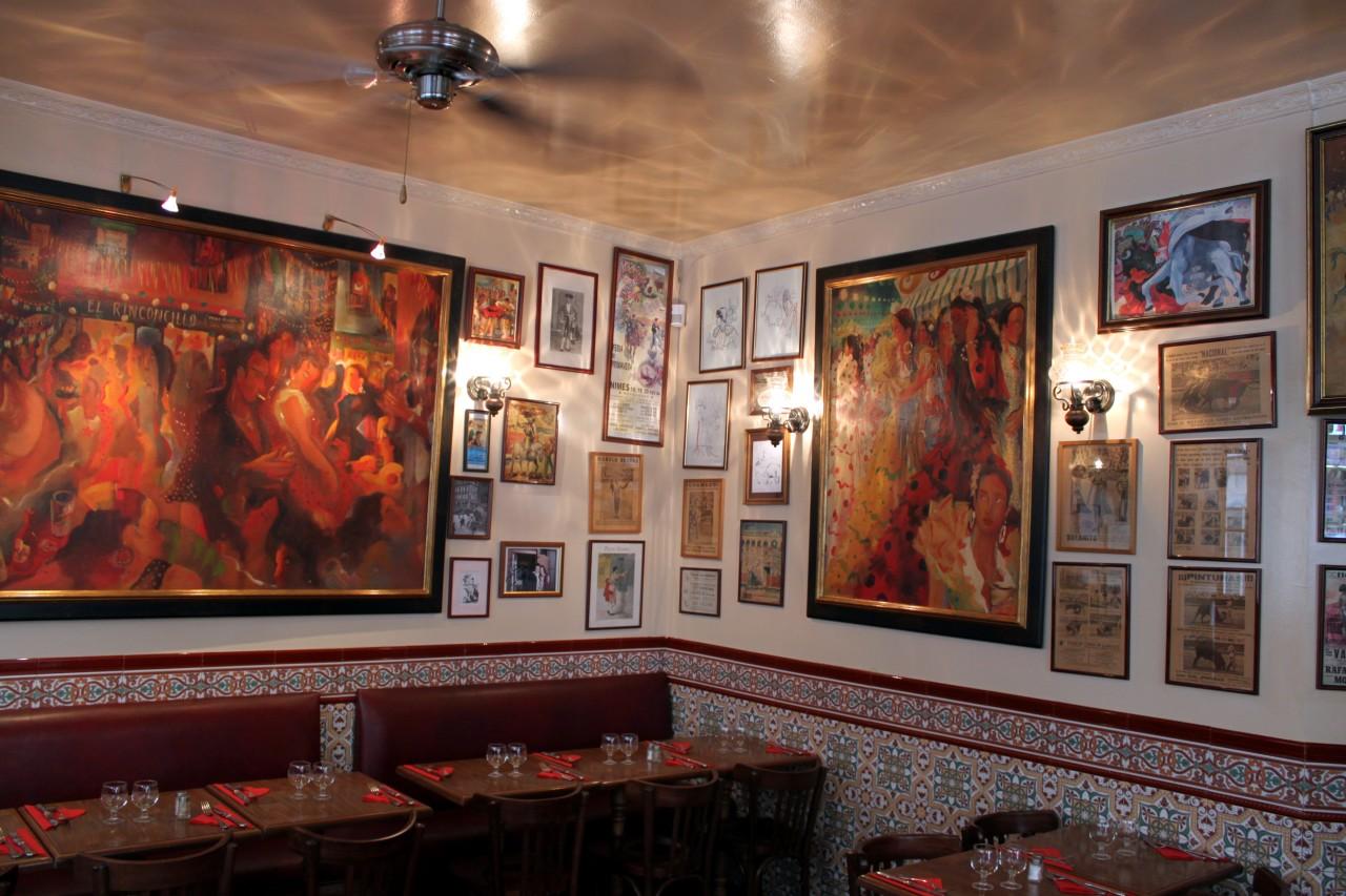 La feria restaurant espagnol à paris