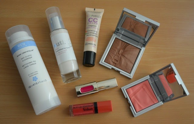 Spring edit - make up and skincare
