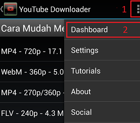 Cara Cepat Download Video Youtube di Android
