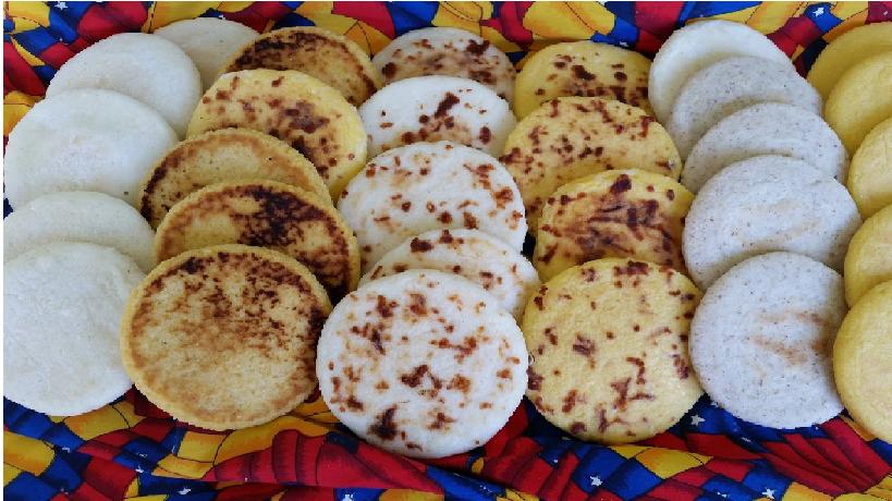 Delicias de Venezuela