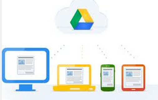 how to back everything up to google drive