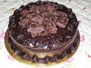CHOC MOIST CAKES
