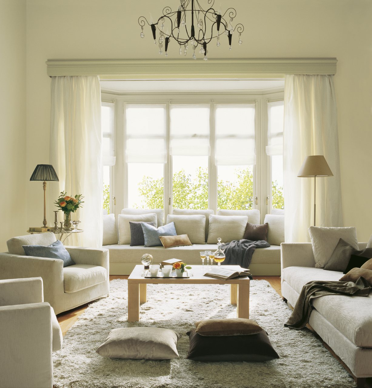 Detalhes do c u diferentes formas de decorar a sua sala for Lo ultimo en muebles de salon