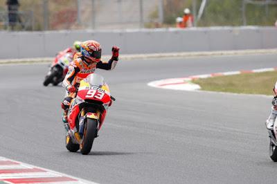 Kalah di Kualifikasi, Marquez Sebut Levelnya Sekarang Diawah Lorenzo