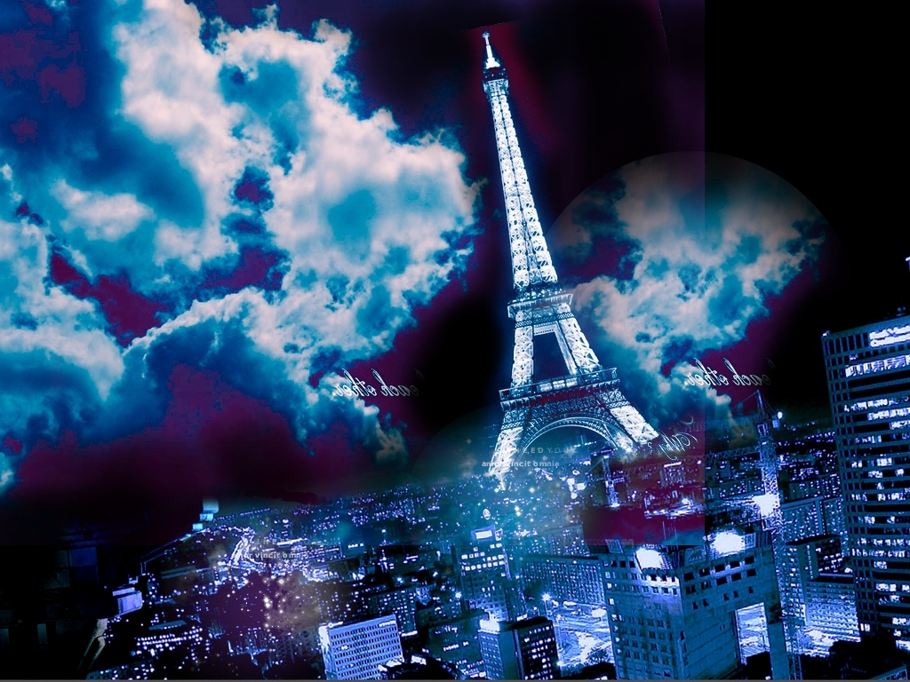 Beautiful Wallpaper Hello Kitty Paris - Paris-Wallpaper-paris-7475874-1024-768  Picture_754815.jpg