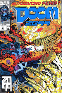 Doom 2099 #5 - Comic of the Day