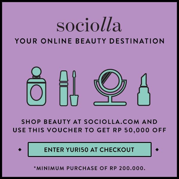 >>> Get IDR 50,000 Off !! <<<  At Sociolla