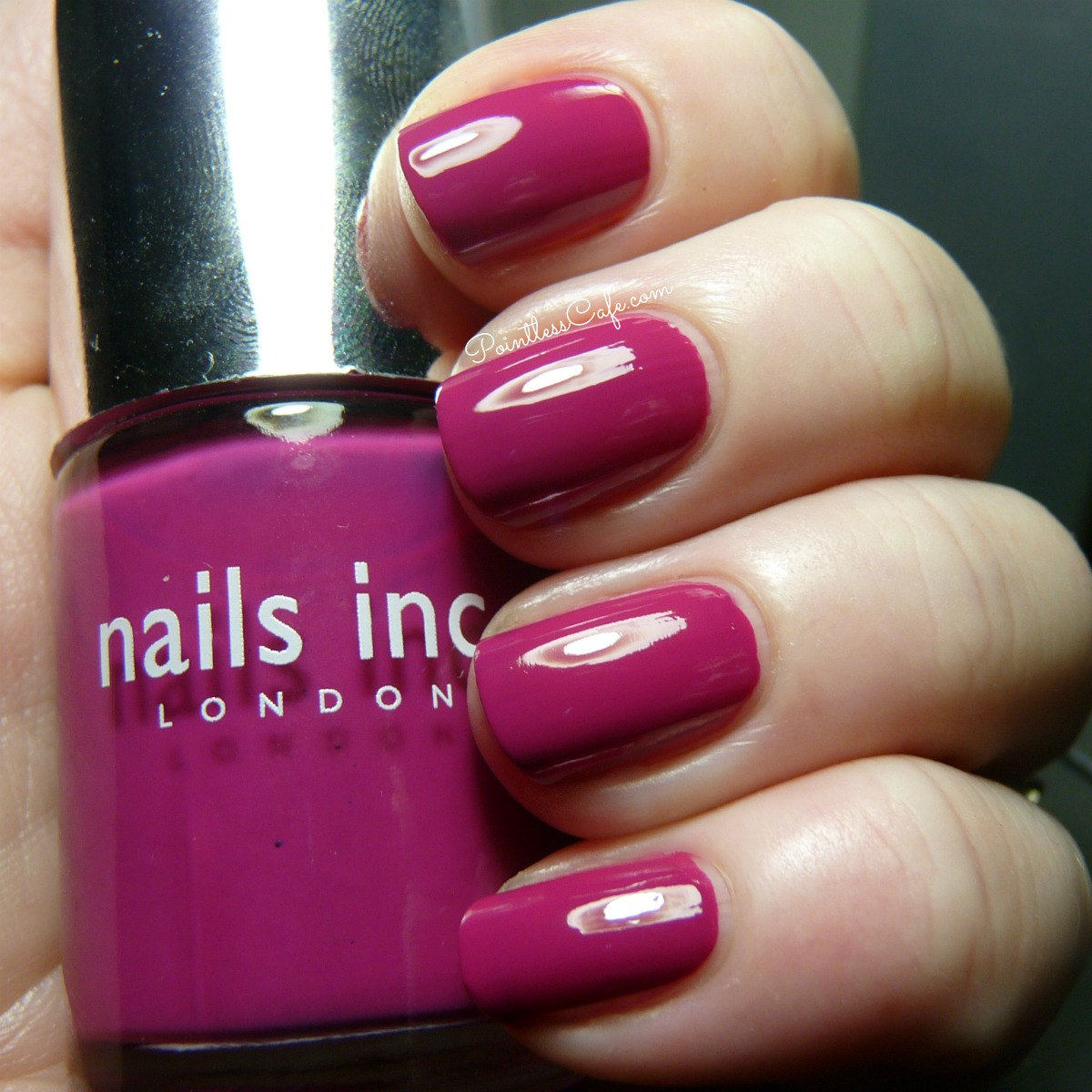 of Course Nails Inc is a uk