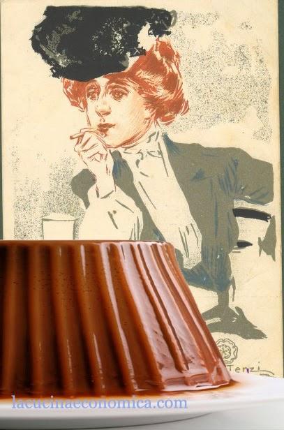 pellegrino artusi e il budino di cioccolata