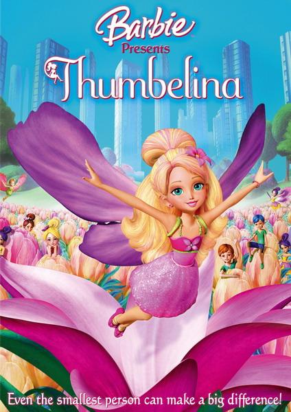 บาร์บี้ ทัมเบลิน่า Barbie Present Thumbelina