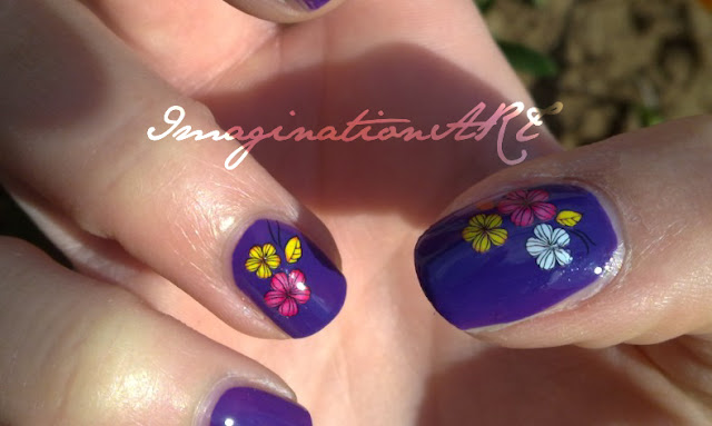 come_usare_how_to_use_water_decal_decals_adesivi_acqua_unghia_nail_polish_lacquer_smalto_vivalanails