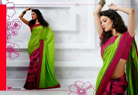 Indian Stylish Sarees Blouse for Parties