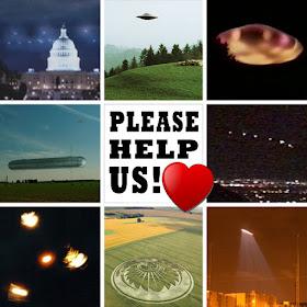 邀請銀河聯邦幫助我們