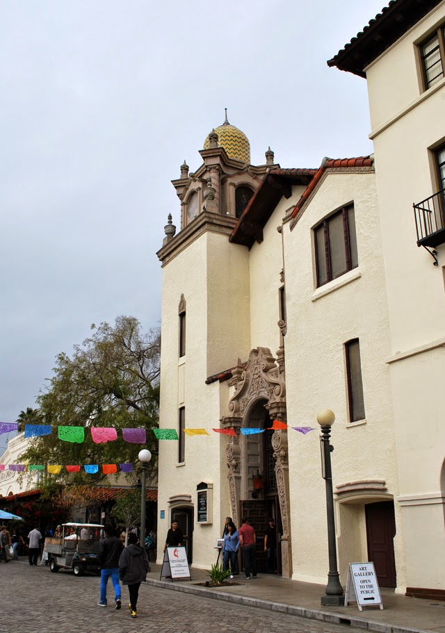 Olvera Street, the original Los Angeles | Downtown LA, California | Em Then Now When