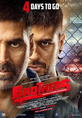 Brothers (2015) DVDRip + Subtite