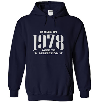 Made In 1978 T-Shirts & Hoodies