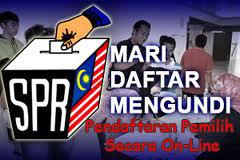 Pendaftaran Pemilih Secara Online