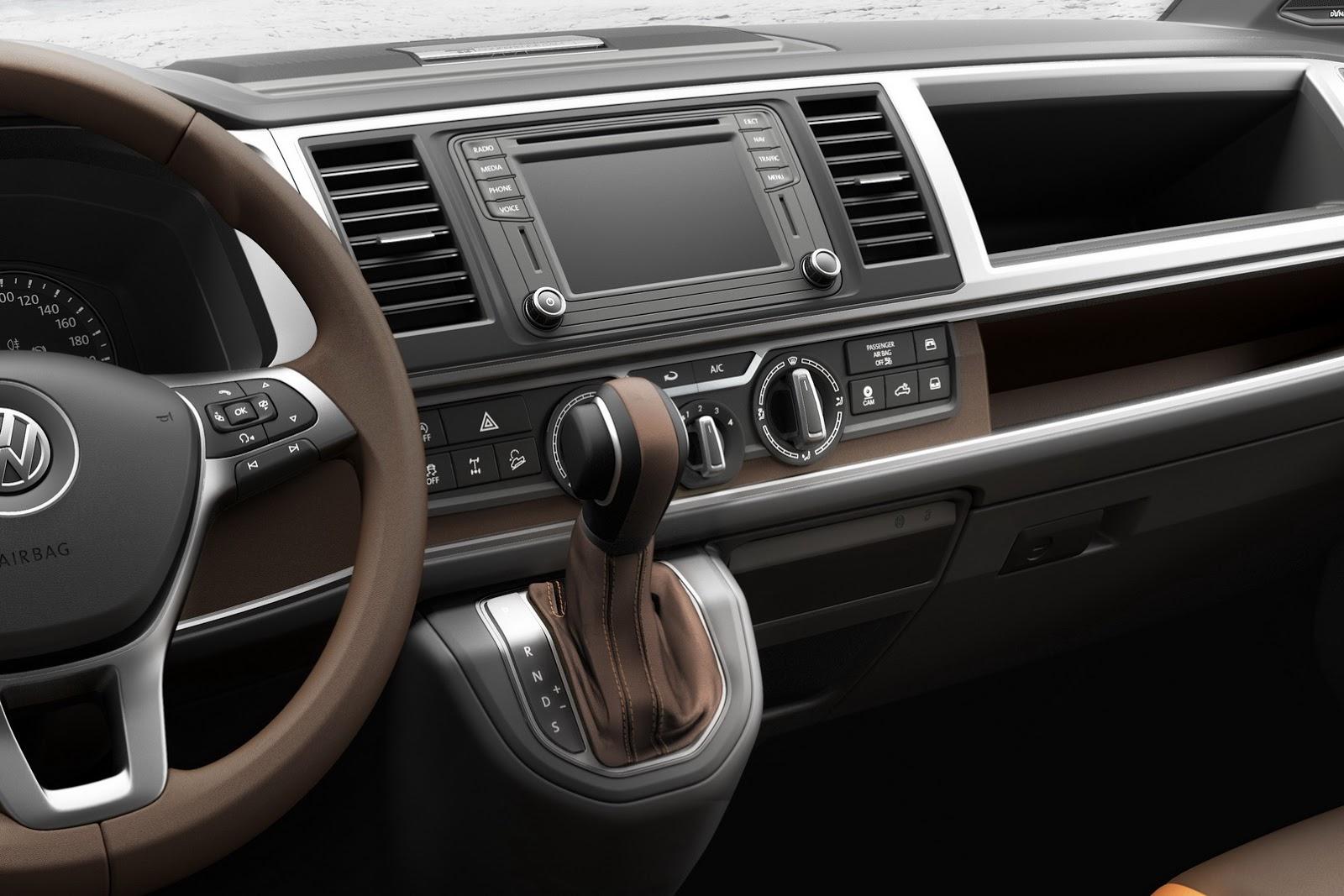 Мультимедийная система Volkswagen Tristar