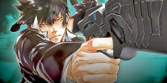 Psycho-Pass Saison 3, Actu Japanime, Japanime, Akitoshi Mori, Dengeki Online,