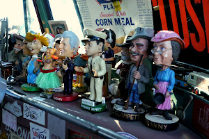 Bluegrass Bus Bobbleheads