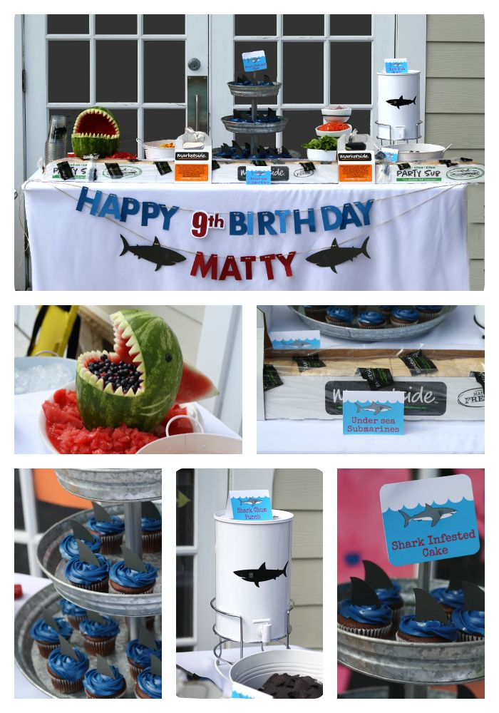 Boy Birthday Party Idea