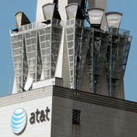 New ATT Tower In Cameron
