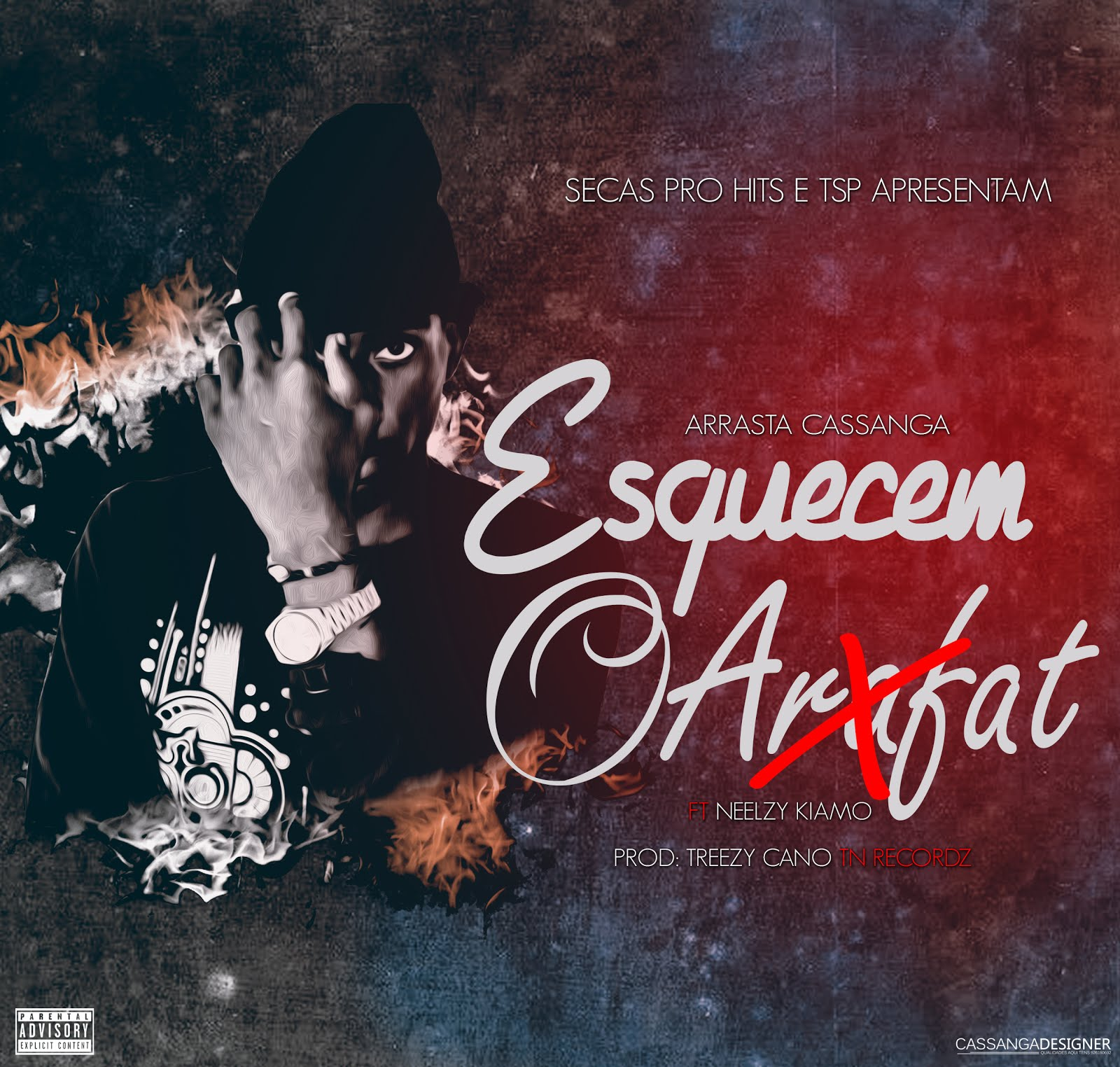 Arrasta Cassanga Feat. Neelzy Kiamo - Esquecem o Arafat (Rap) [Download]