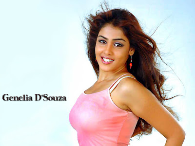 Genelia D Souza Wallpapers Hot