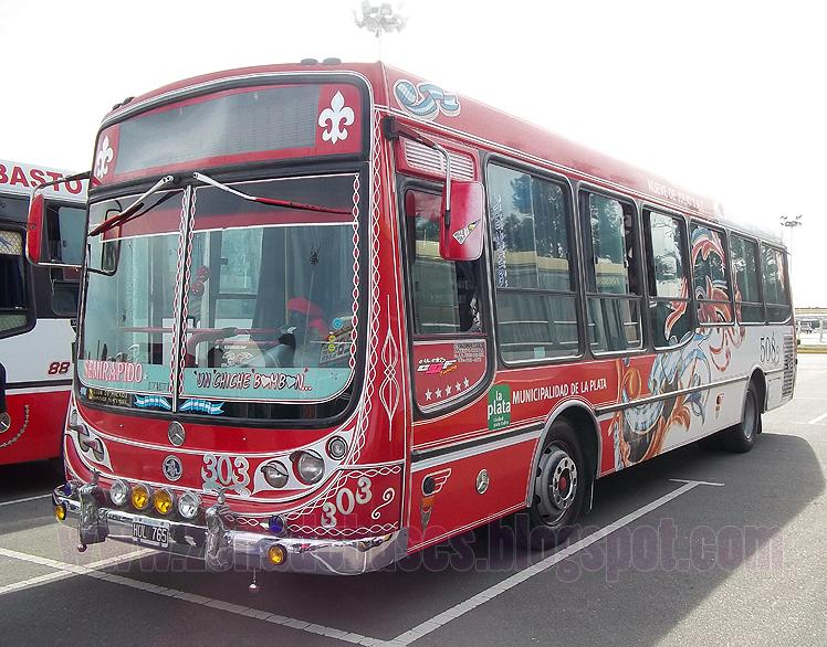 Colectibus zona de buses expo encuentro club de micros for Interno 95