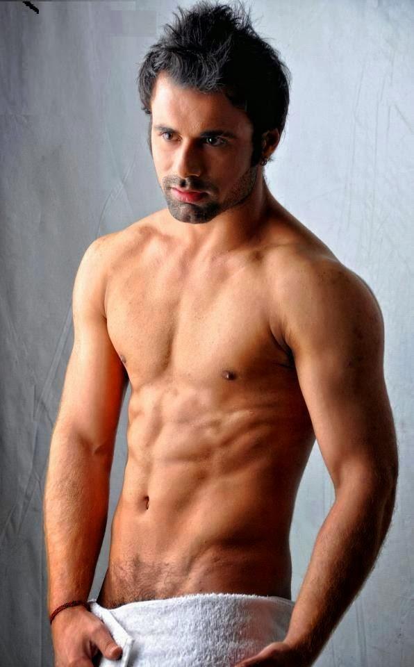 Desi Gay Desires: Hunks in Towel - 2
