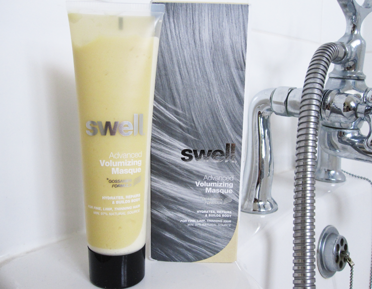 Swell Advanced Volumizing Masque review