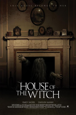 House Of The Witch (Night Of The Witch) (TV) 2017 DVD Custom HD Spanish