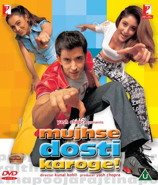 Mujhse Dosti Karoge (2002) DVDRip Subtitle Indonesia