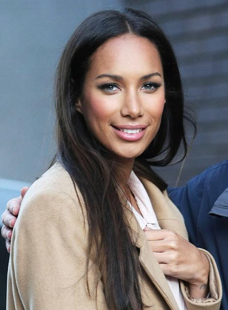 Leona Lewis Street Style Celebrity