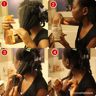 How to Detangle Natural Hair DiscoveringNatural