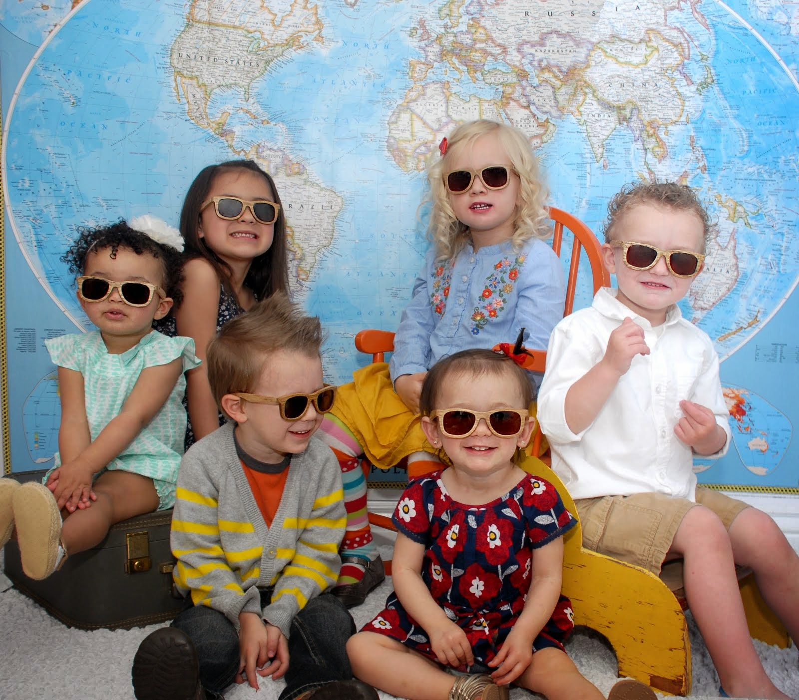 Saplings Eyewear for Kids