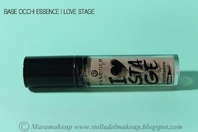 base occhi essence i love stage