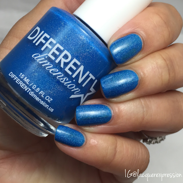 Swatch of Homeboy 2.0 nail polish by Different Dimension