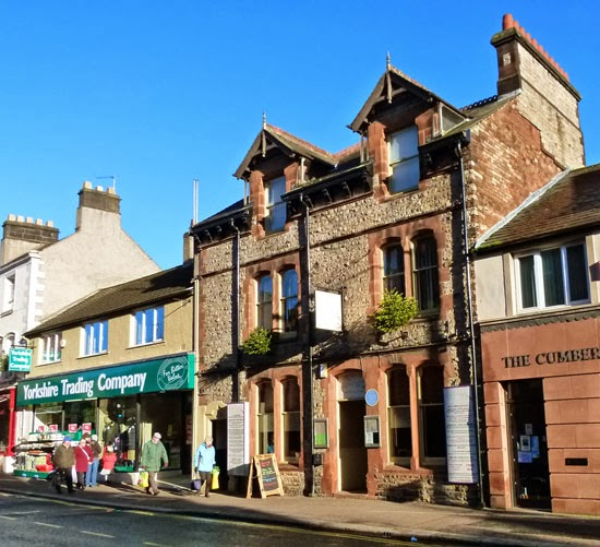 Mitre Hotel, Lounge Hotel, Penrith, King Street, visit Cumbria