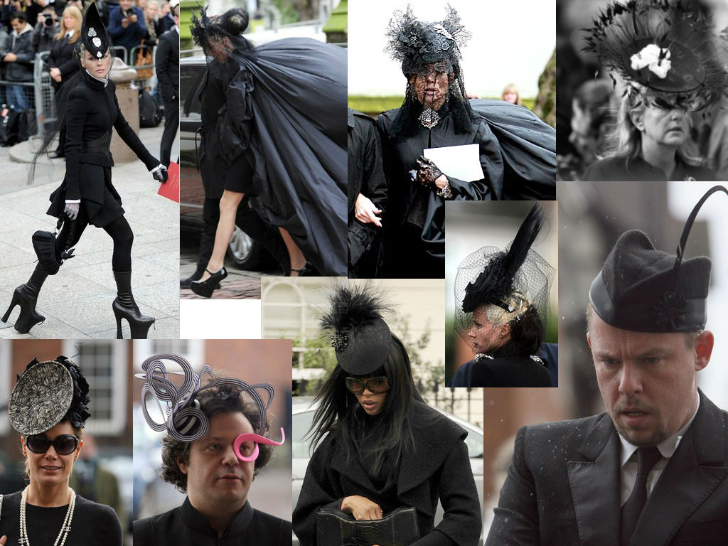 Famous Funerals Photos http://reddragonflyakatombo.blogspot.com/2011/07/where-did-all-funeral-hats-go.html