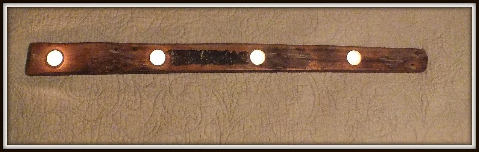le bois flotté c'est aussi des objets de déco ! | mutoz inc. art